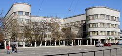 Wiki Constructivist MPS building, 5 Novaya Basmannaya Street Moscow