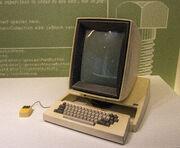 Xerox Alto computer