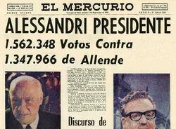 Elección de 1970 (CNS)