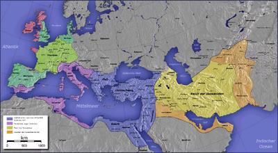 Justinian Byzanz