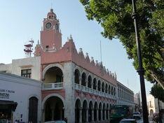 Merida Rathaus