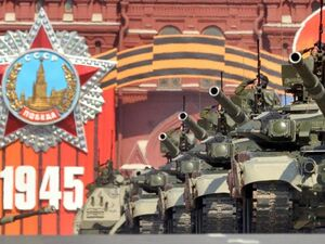 Parade ru red square 2010 t-90 a