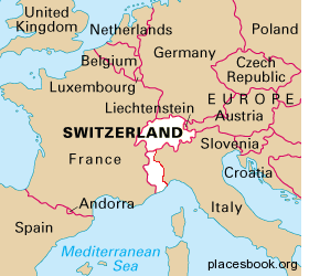Switzerland Rise of the South Map Game Alternative History
