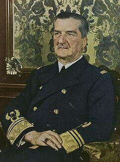 Адмирал без флота и регент без короля