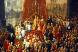 Coronación de Juan Pío de Quito (Quito, 1809)