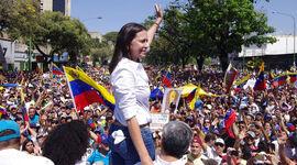 Mitín María Corina Machado