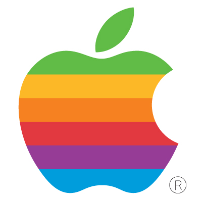 image old apple logo jpg alternative history fandom powered by