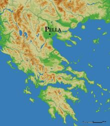 Pella location