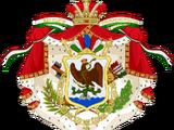 Мексиканская империя (Царствуй на славу)
