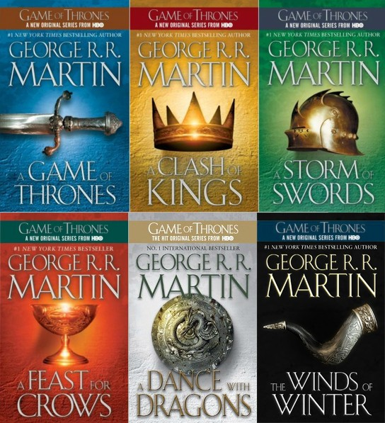 Book Cover Graphism Games : A song of ice and fire world difference