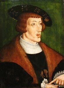Anonymous Ferdinand Habsburg