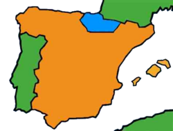KarteSpanien