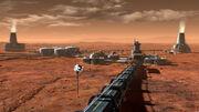 MarsBergbau