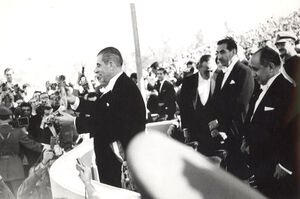 Parada Militar - Inauguración del Gobierno de Frei Montalva