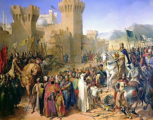 Ptolemais (Acre) given to Philip Augustus 1191