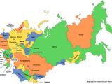 Republics of the Soviet Union (New Union)