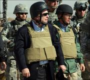 President McCain Afghanistan 2