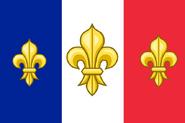 Flag France (World of the Rising Sun)