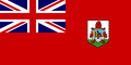 Flag of Bermuda 1910