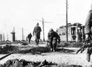 German soldiers in outskirts of Prague (FG)