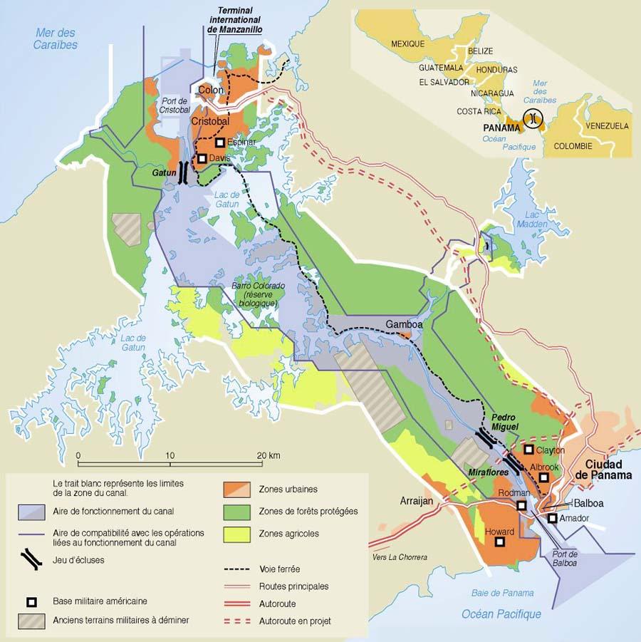 Panama Canal Zone (Great Nuclear War) | Alternative History | FANDOM ...