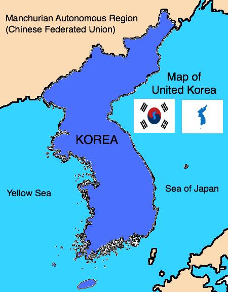 Republic of Korea (The Era of Relative Peace) | Alternative