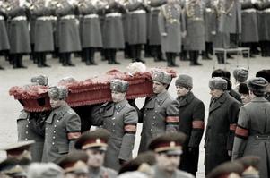 Гибель Черненко