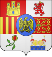 220px-Blason Joseph Ier Bonaparte Roi Espagne