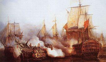 Ambush at Sea