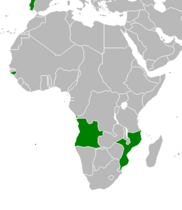 Posesiones portuguesas