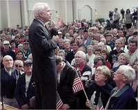 President McCain SC Primaries