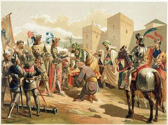 Вступление в Марракеш