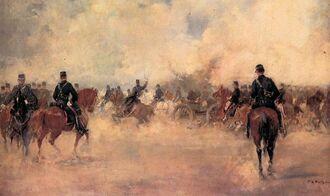 Итальянская кавалерия