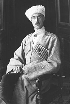 Петр Врангель 1930