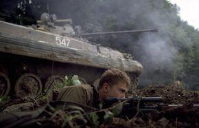 Чечня в мае 1995