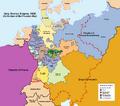 Holy Roman Empire, 1856 (No Napoleon).png