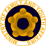 Seal of the Cygnian Ministry of Family and Youth Affairs