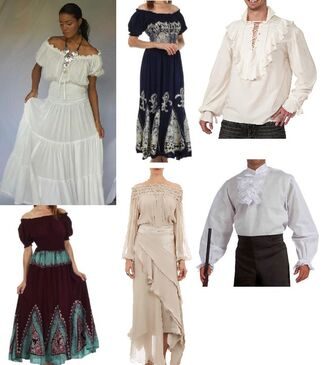 Stunning-Short-Sleeve-Mexican-Peasant-Dress 700 600 52AS3