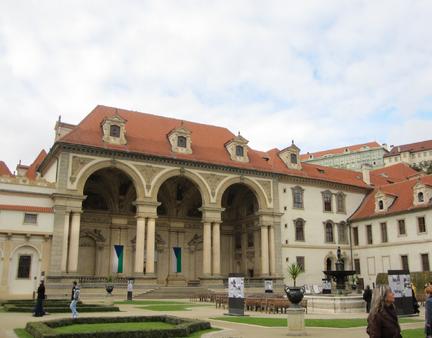 Wallensteins Palace 2, Prague