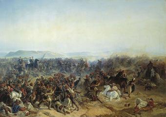 Битва при Кюрюк-Дара