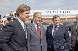 Макговерн и Кеннеди