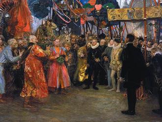 Прибытие Сезара де Вандома