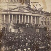 598px-Abraham lincoln inauguration 1861