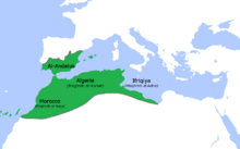 Almohad Empire 1230 AD (Of Lions and Falcons)