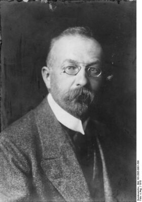 Bundesarchiv Bild 183-2005-0901-506, Konrad Haenisch, preußischer Kultusminister