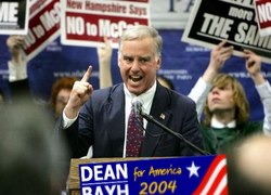 Howard Dean Election 2004 II