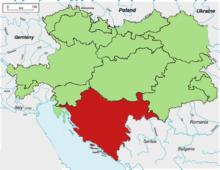 Location Yugoslavia (TNE)