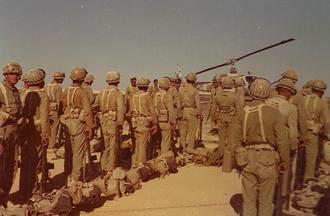Иранские десантники