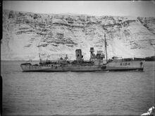 HMS Abelia IWM A 7312