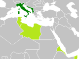 Kingdom of Italy (For Want of a Telegram)